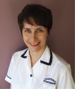 chartered cardiac physiotherapist